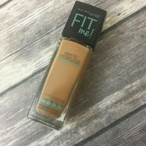 💰Maybelline Fit Me Foundation 338 Spicy Brown